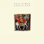 Paul Simon, Graceland - Cover