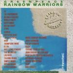 Various, Greenpeace: Rainbow Warriors - Cover