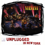 Nirvana, Unplugged in New York - Cover