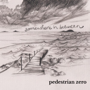 Somewhere in between, Pedestrian zero - cover