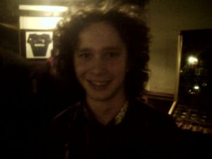 Jack Lewis at NAG Open Mic March 2006