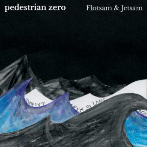 Flotsam & Jetsam, Pedestrian zero - cover art